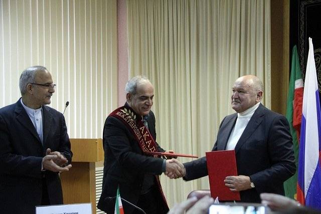 Iran, Russia art universities ink cooperation pact