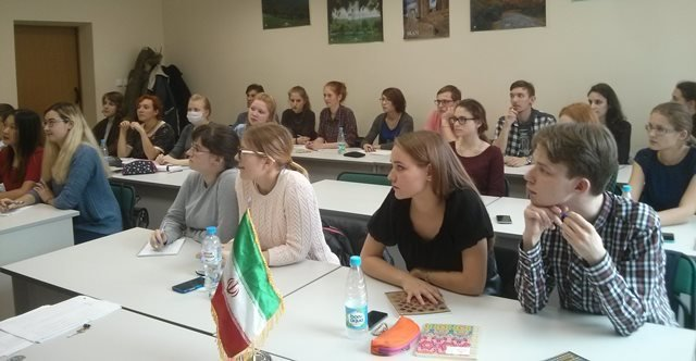 Persian language course launched in Russian university