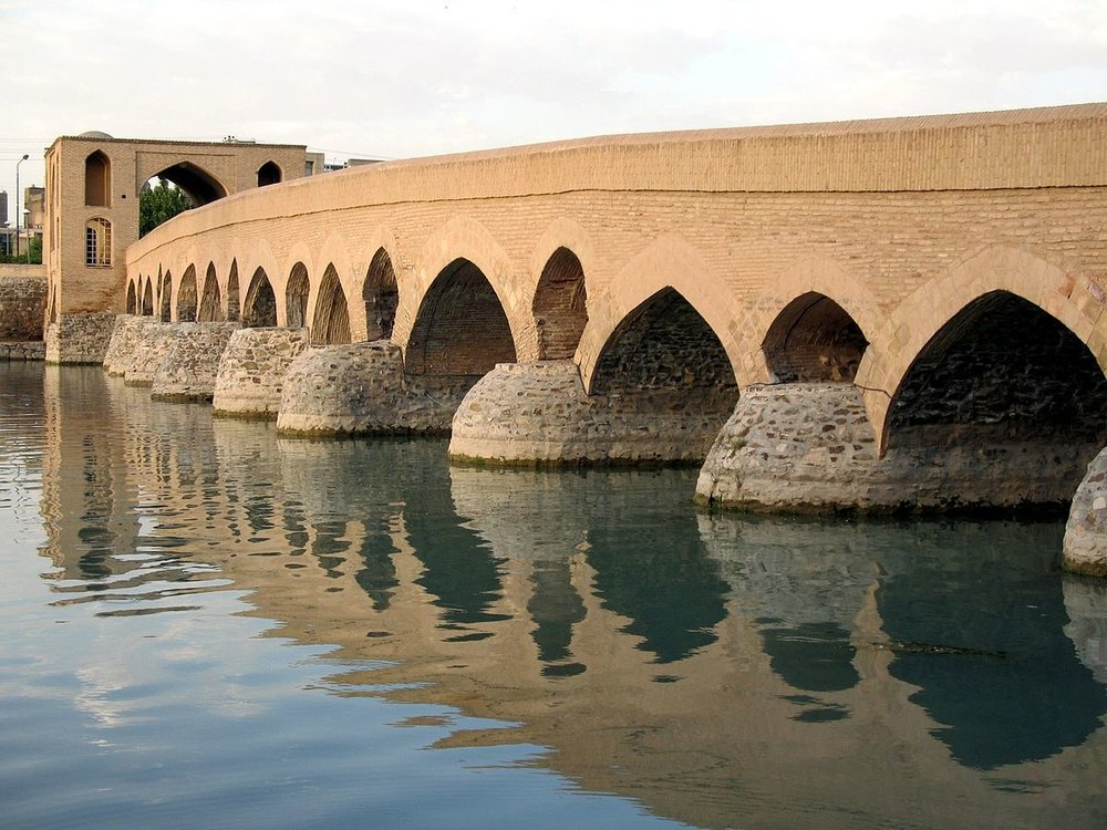 Shahrestan Bridge; Oldest Bridge over Zayandeh Rud