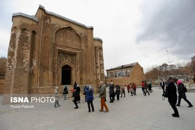 Iran's Hamadan, Hub of Asia Tourism in 2018