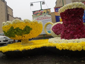 Isfahan hosts 26th Plant and Flower Festival until Dec. 8