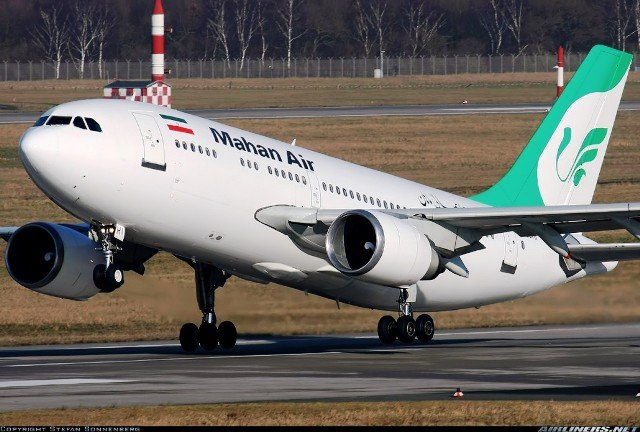 Iran's Mahan Air to start Tehran-Lahore flights from Dec 18
