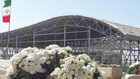 Tunnel Installation of Isfahan Int'l Exhibition sees 98% progress