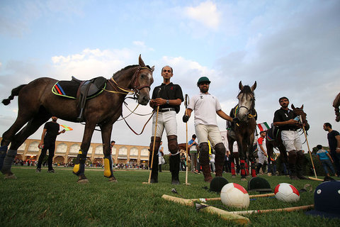 UNESCO lists polo as Iran's intangible cultural heritage