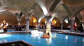 Isfahan Bathhouse to Serve as Tourist Complex