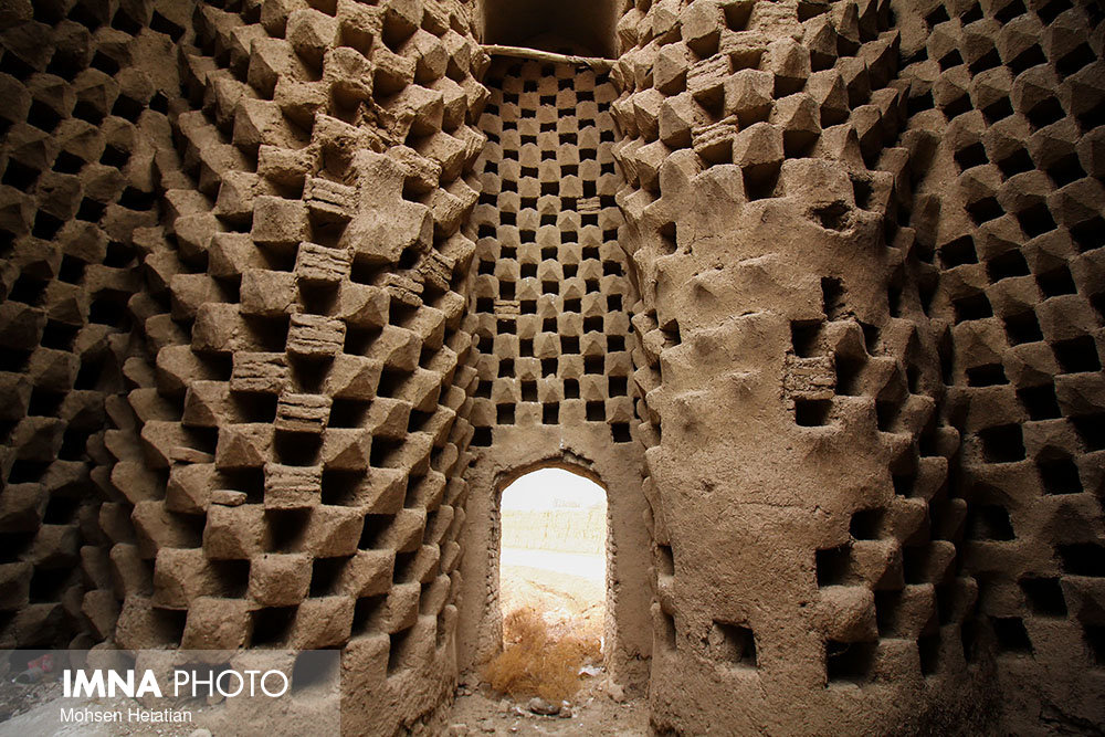 Pigeon towers to renew in Isfahan