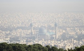 Pollution crisis killing Isfahan