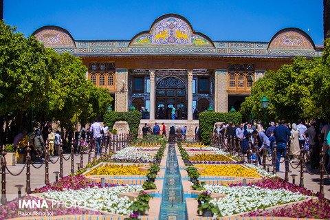 Bagh-e Narenjestan; must-see attraction in Shiraz