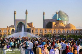 Wheelchair users to enjoy more independence in Naghsh-e Jahan square