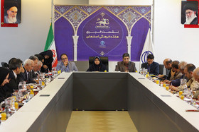 In the Cultural Week of Isfahan, effective communication with the elite community was achieved