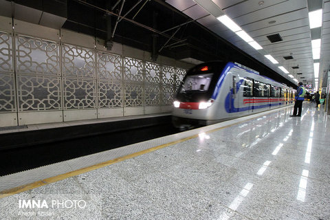 Safety; first priority of Isfahan metro super-project