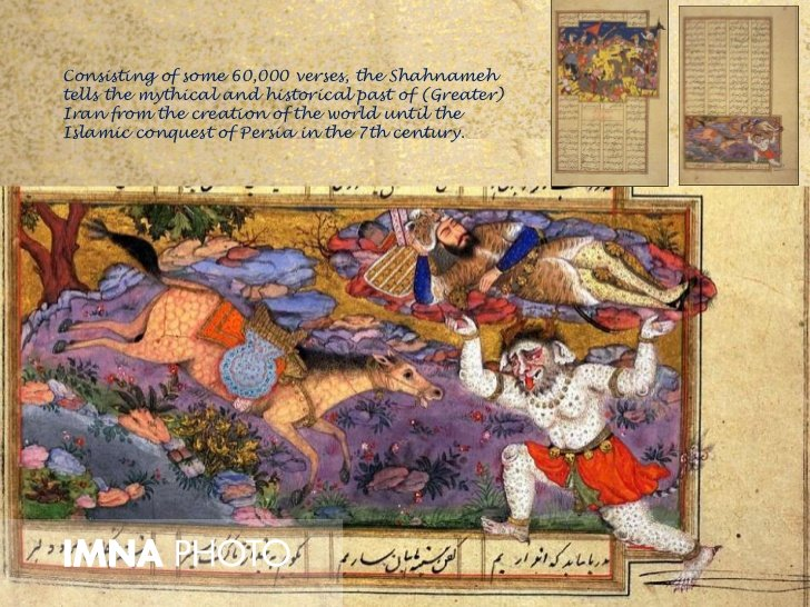 Shahnameh is a rich source of storytelling for children