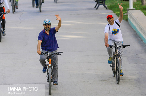 New bike stations to unveil in Isfahan