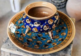 Shahreza's pottery works to export to China