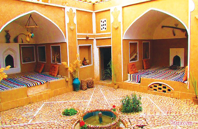 Isfahan; capital of ecotourism residences in Iran