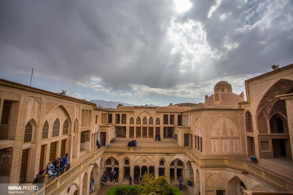 Kashan experience tourism boom
