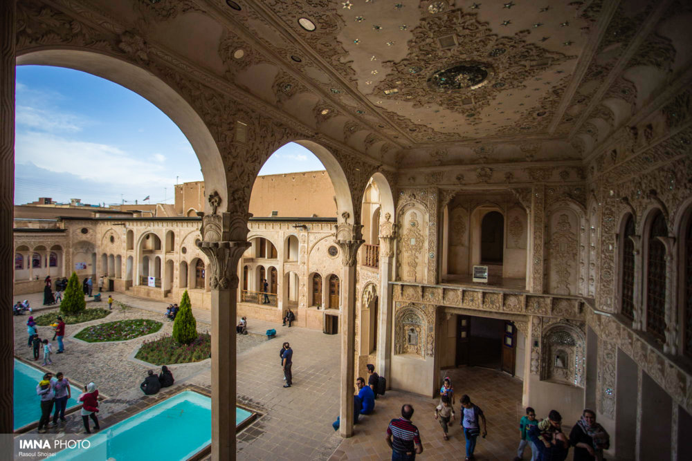 Kashan; home of rulers