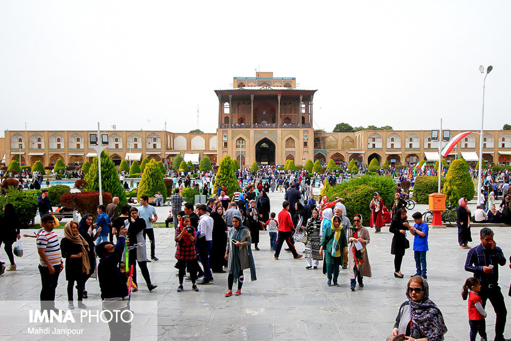Iran seen growth in tourists by 51% in first half of year