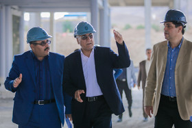 The speed of Isfahan international exhibition project has been accelerated