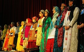 International Tribal Festival in Iran