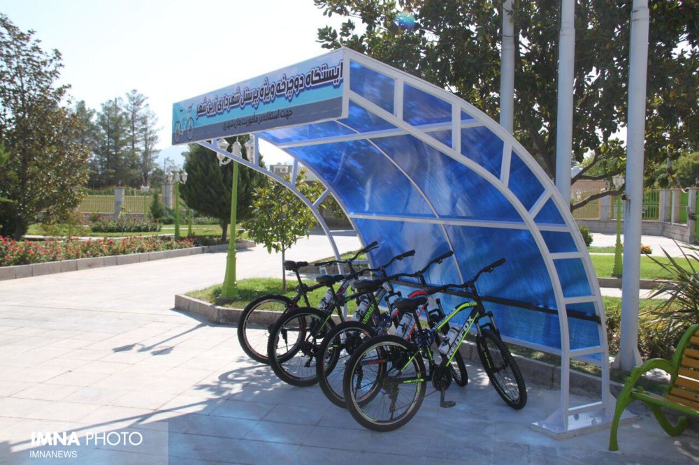 Reactivation of 15 bike share stations with participation of private sectors