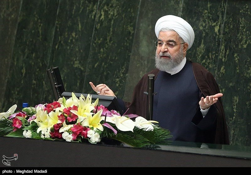 Rouhani arrives in New York for UN General Assembly