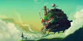 'Howl' loans his moving castle to Isfahan