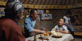"""""""The Children of Genghis"""", Oscar-snubbed Mongolian flick gets Isfahan premiere"""