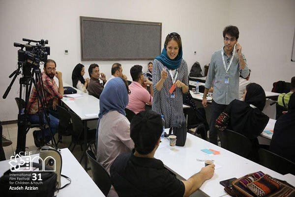 Index Cards Screenwriting Workshop held in filmfest