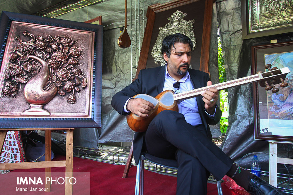 19th edition of national handicraft exhibition opens in Isfahan