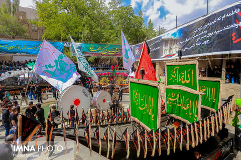 Isfahan ready for Arbaeen mourning ceremony