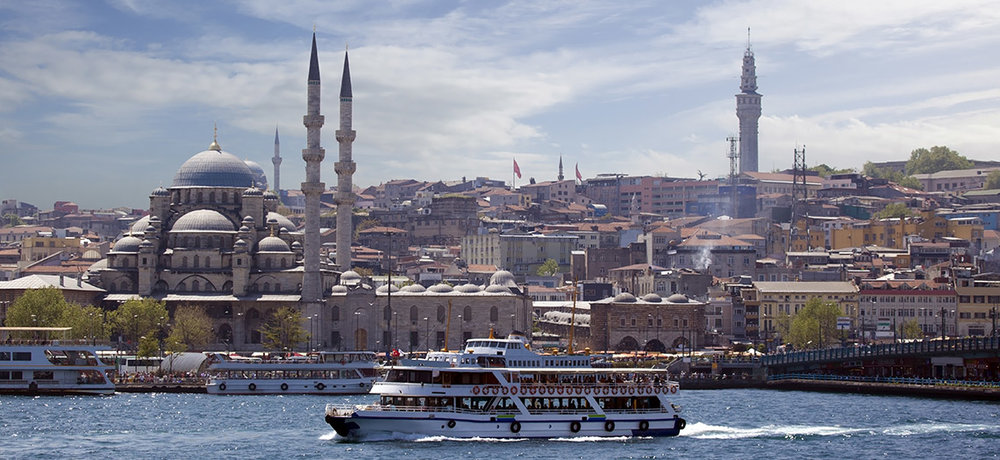 Germans and Iranians on top of foreign tourists visited Istanbul