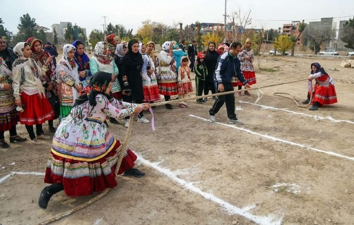 local games festival held in Khorasan