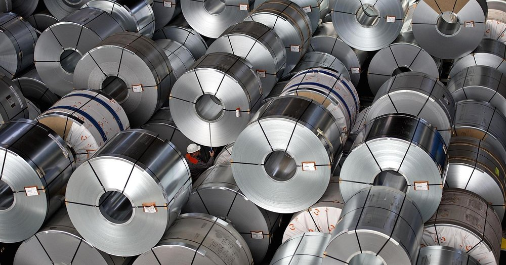 Iron and steel, most exported products of Isfahan