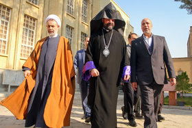 Peaceful coexistence a value for Armenians of Isfahan