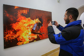 World Press Photo exhibition in Isfahan