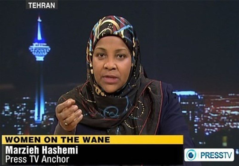 Press TV anchor Marzieh Hashemi jailed in US on unspecified charges