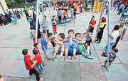 Child friendly city needs collaborative structure
