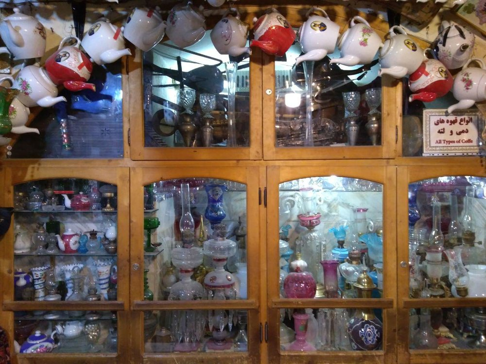 Enjoy taste of tea houses in Isfahan