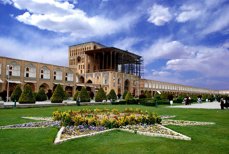 Ali Qapu; Largest Palace Ever Built in Any Capital