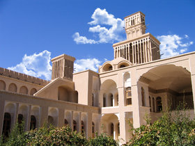 Aghazadeh mansion in Abarkooh