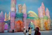 World's largest ice and snow festival