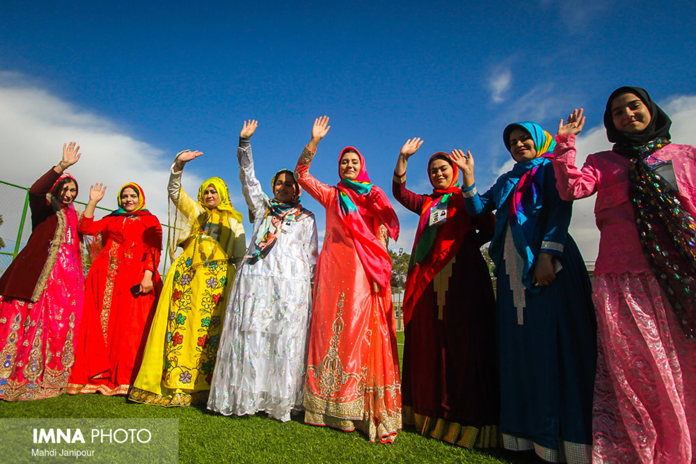Isfahan hosts first traditional festival of Iranian tribes