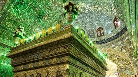 A day of pilgrimage to Shah-e Cheragh