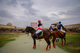 Isfahan world's cradle of polo