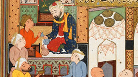 Persian manuscripts available at Library of Congress