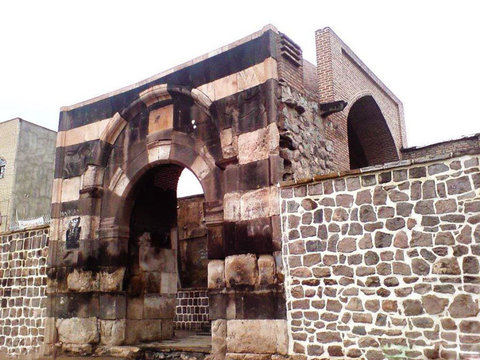 Sole left gate of Iran's ancient history in West Azerbaijan