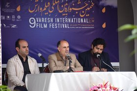 Mehdi Qorbanpour: Varesh Int'l Filmfest a Reason for Being Together