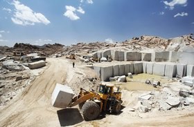 Isfahan needs boom in stone industry