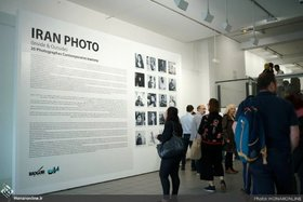 Paris Hosting 'Iran Photo (Inside & Outside)' Exhibition